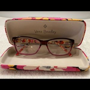 Vera Bradley Youth Size Eye Glass Frames